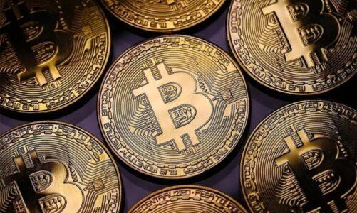 Bitcoin 比特币价格突破$18,000 美元